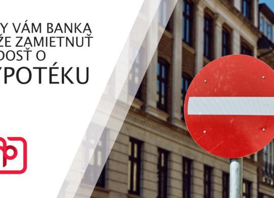 Finančná Poradňa - Zamietnutá hypotéka - článok